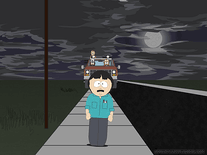 Small screenshot 3 of South Park: Randy Running