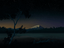 Small screenshot 3 of Starry Night