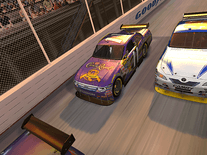 Screenshot of Stock Car Racing 3D