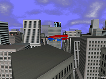 Screenshot of Superman Returns 3D