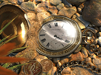 Screenshot of The Lost Watch