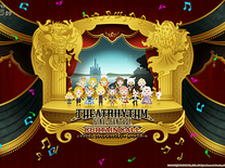 Screenshot of Theatrhythm Final Fantasy