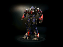 Screenshot of Transformers: Optimus Prime