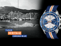 Screenshot of Tudor Heritage: Chrono Blue
