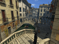 Screenshot of Venice Carnival 3D