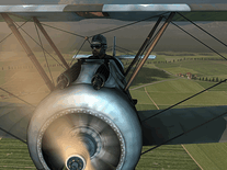 Screenshot of Vintage Aircraft 3D