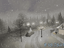Screenshot of Winter 3D