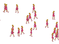 Screenshot of Women Walk
