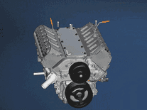 Small screenshot 3 of ZR1 LS9 Engine Assembly