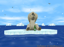 Small screenshot 2 of 3D Arctic Bear