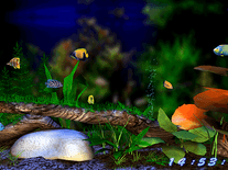 Small screenshot 2 of 3D Bungalow Aquarium