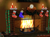 Screenshot of 3D Christmas
