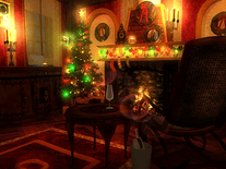 Screenshot of 3D Christmas Magic