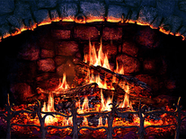 Small screenshot 1 of 3D Fireplace