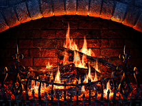 Small screenshot 2 of 3D Fireplace