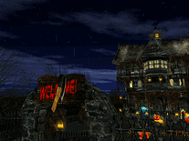 Screenshot of 3D Halloween Holiday
