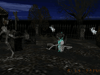 Small screenshot 2 of 3D Halloween Holiday