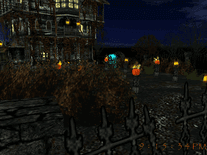 Small screenshot 3 of 3D Halloween Holiday
