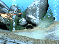 Screenshot of 3D Marine