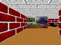 Small screenshot 3 of 3D Maze