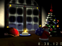 Small screenshot 2 of 3D Santa