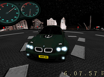 Screenshot of 3D Sports Car