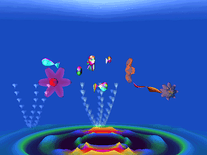 Screenshot of Abstract Aquarium