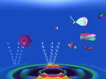 Small screenshot 2 of Abstract Aquarium