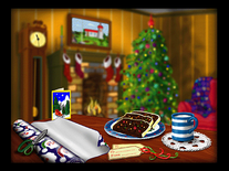 Screenshot of AHA! Christmas Trivia