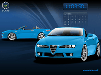 Small screenshot 1 of Alfa Romeo Calendar