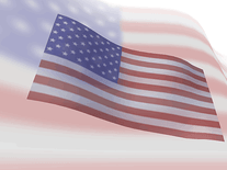 Screenshot of American Flag