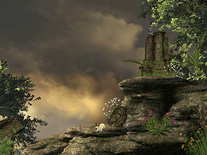 Screenshot of Ancient Temple Ruins