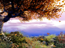 Screenshot of Autumn Tree