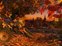 Screenshot of Autumn Wonderland 3D