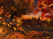 Small screenshot 3 of Autumn Wonderland 3D