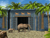Screenshot of Babylon Gates