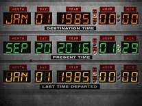 Screenshot of Back to the Future: Time Circuits