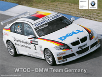 Screenshot of BMW Motorsport