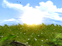 Screenshot of Butterflies
