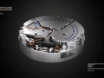 Screenshot of Calibre Panerai Tourbillon