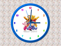 Screenshot of Child Clock-7
