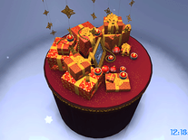 Screenshot of Christmas 3D Gifts