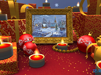 Small screenshot 3 of Christmas 3D Gifts