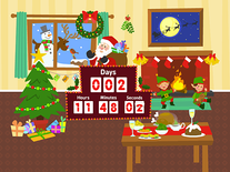 Small screenshot 1 of Christmas Countdown