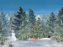 Small screenshot 2 of Christmas Forest
