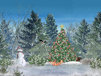 Small screenshot 3 of Christmas Forest
