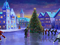 Small screenshot 2 of Christmas Ice Rink