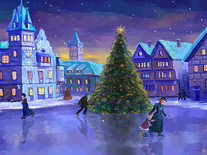 Small screenshot 3 of Christmas Ice Rink
