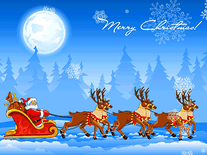 Screenshot of Christmas Sleigh