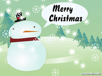 Small screenshot 2 of Christmas Snowman